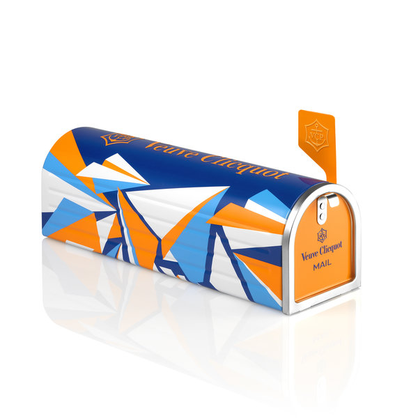 Veuve Clicquot  Brut 75CL Mailbox