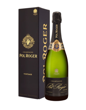 Pol Roger vintage 2012