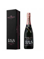 Moët & Chandon Grand Vintage Rosé 2013 in Giftbox 75CL