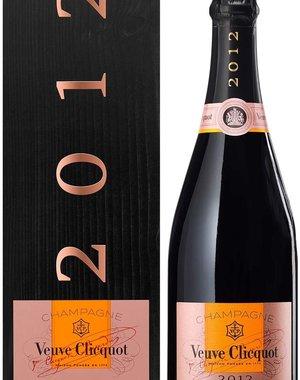 Veuve Clicquot  Rosé Vintage 2012 75CL in Giftbox