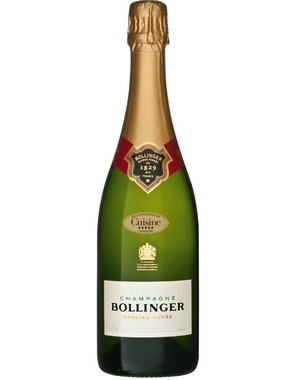 Bolling Champagne Cuvee Brut 75CL
