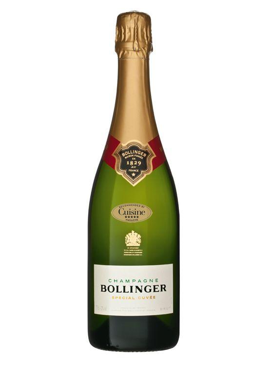 Bollinger Bollinger Champagne Cuvee Brut 75CL