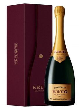 Krug Grande Cuvee in Giftbox 75CL