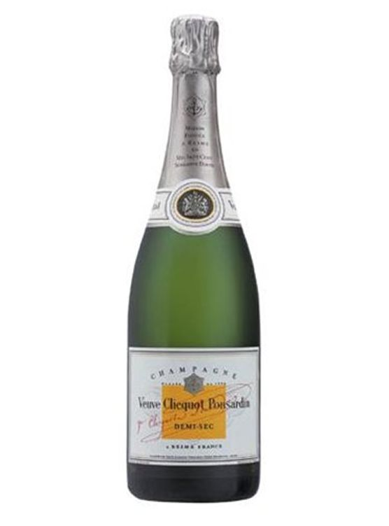 Veuve Clicquot Ponsardin Veuve Clicquot Ponsardin Demi Sec Sign 75CL