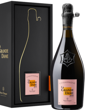 Veuve Clicquot Ponsardin La Grande Dame Rose 2008 in giftbox 75CL