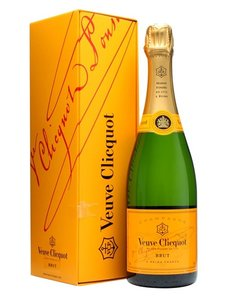 Veuve Clicquot Ponsardin Brut in giftbox 37,5CL