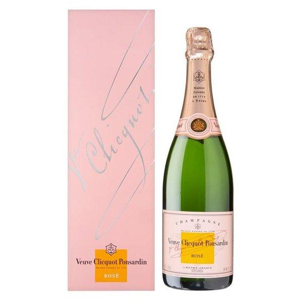 Veuve Clicquot  Rosé design box 75CL