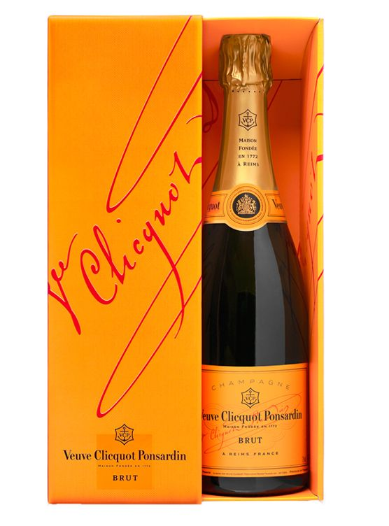Veuve Clicquot Ponsardin Veuve Clicquot Ponsardin Brut Design Box 75CL