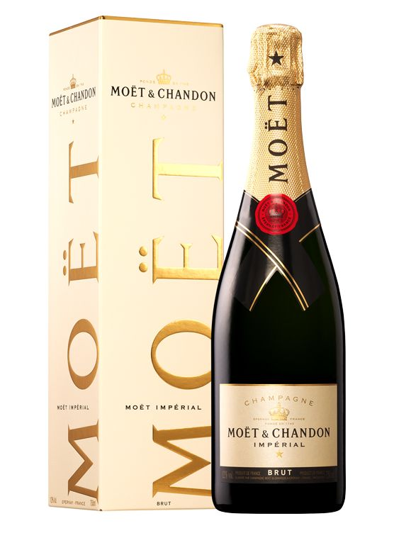 Moët & Chandon Moët & Chandon Impérial brut in giftbox 75CL