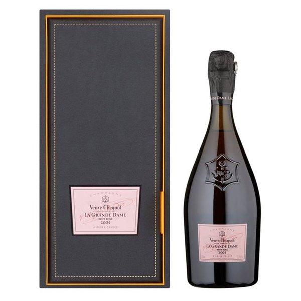 Veuve Clicquot Ponsardin La Grande Dame Rose 2006 in giftbox 75CL