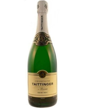 Taittinger Demi Sec 75CL