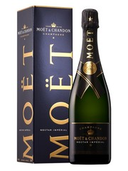 Moët & Chandon Nectar Impérial in giftbox 75CL