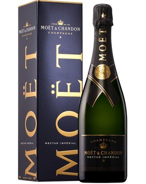 必须&Chandon NectarImpérial在Giftbox 75CL中