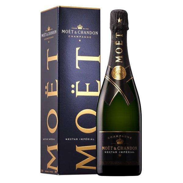 Moët & Chandon Moët & Chandon Nectar Impérial in giftbox 75CL