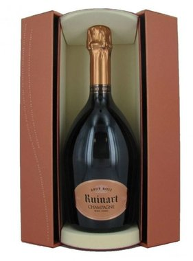 Ruinart Rosé in Coffret 75CL