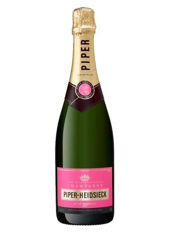 Piper-Heidsieck Piper-Heidsieck Rosé Sauvage 75CL