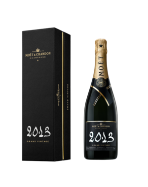 Moët & Chandon Grand Vintage 2013 in Giftbox 75CL