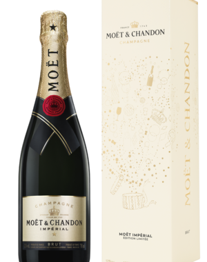 Moët & Chandon Brut 2021 End of the Year giftbox