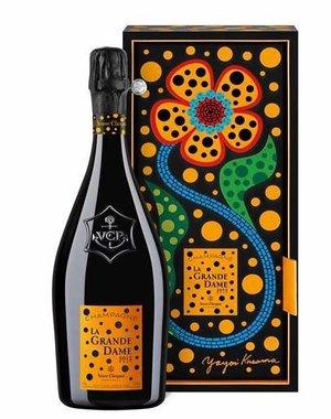 Veuve Clicquot  La Grande Dame 2012 in Artist giftbox 75CL