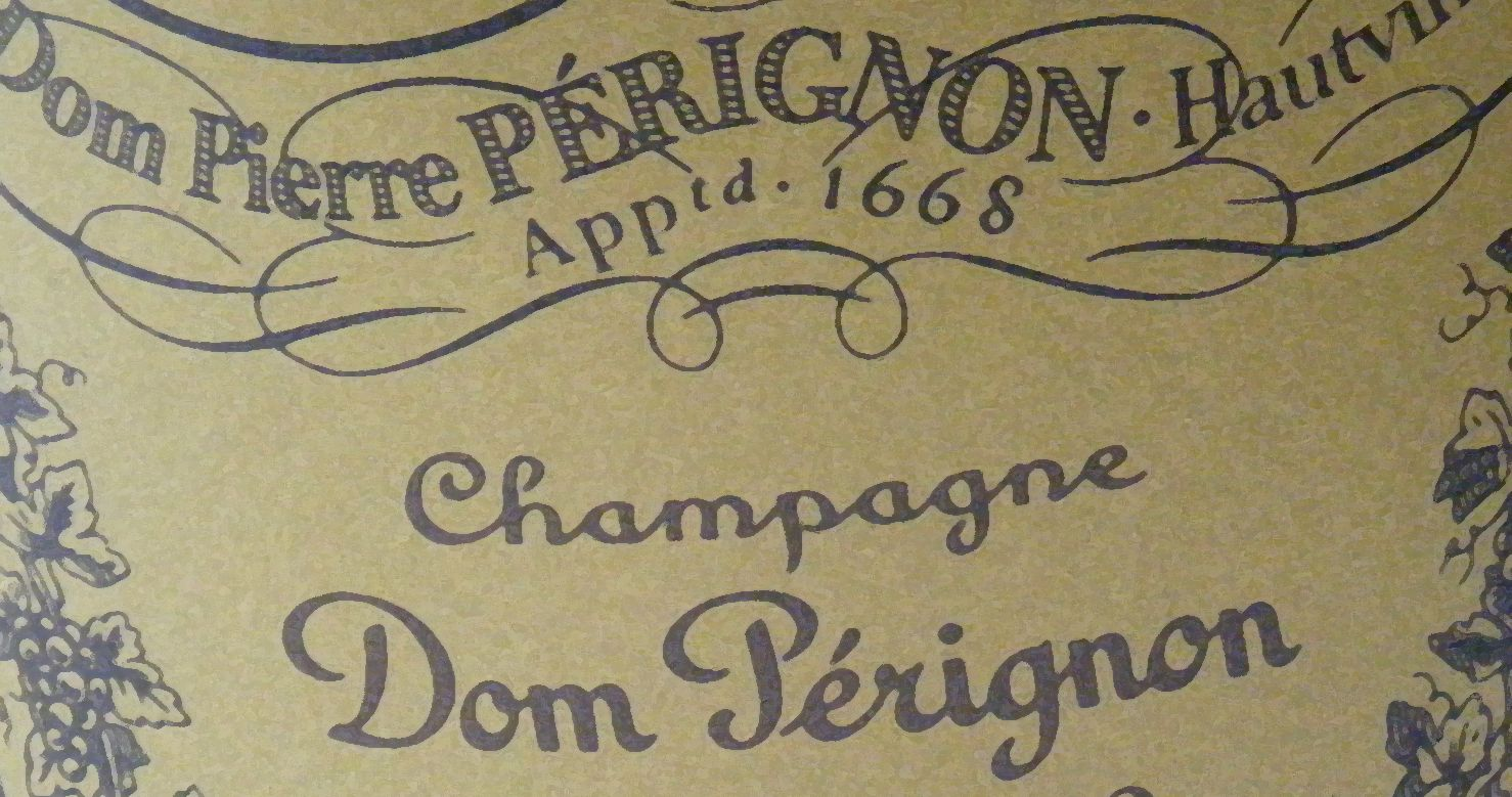 James Bond en champagne: Dom Pérignon