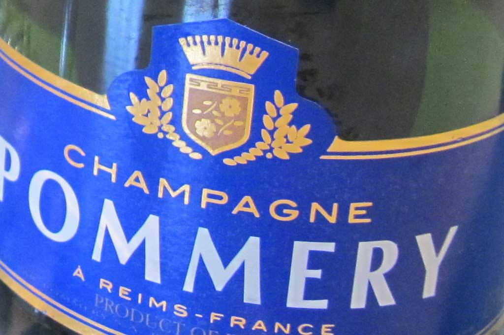 Champagne Huizen: Pommery Champagne