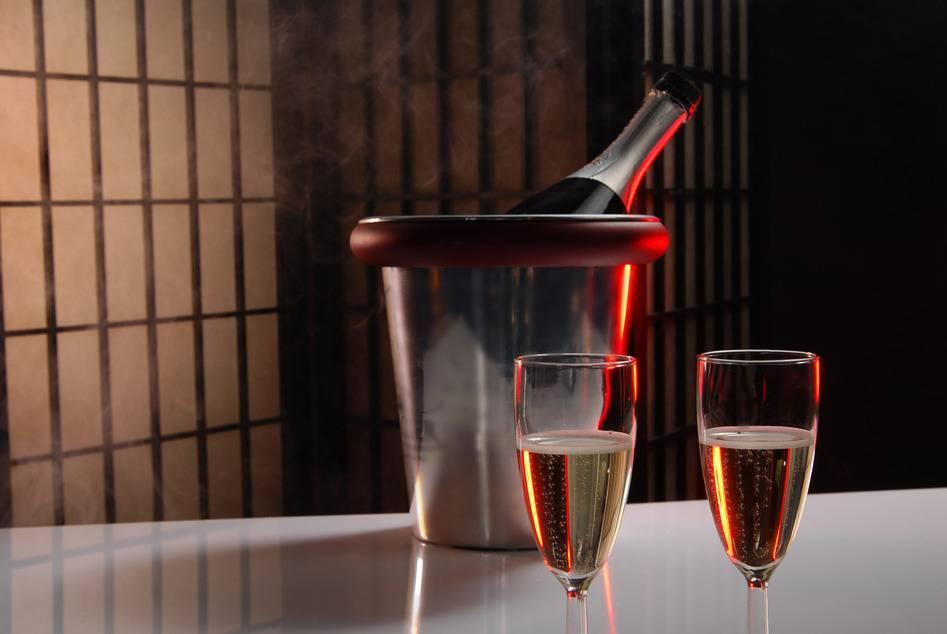 Wat houdt magnum in bij champagne?