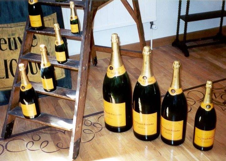 Een grote fles champagne kopen; de 4 beste keuzes!
