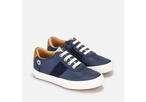 Mayoral Urban Style Sneakers met Suede Boy