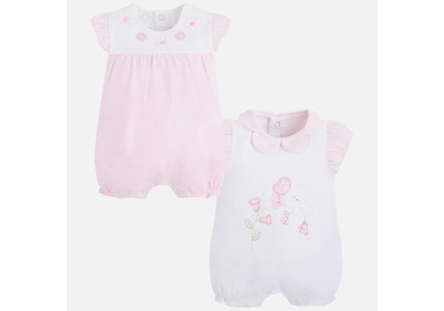 Mayoral Two Piece Set Baby Girl
