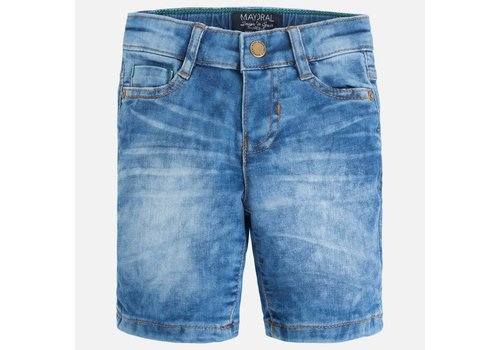 Mayoral Jeans Shorts Boy