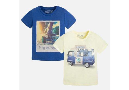 Mayoral Boy short-sleeved shirt
