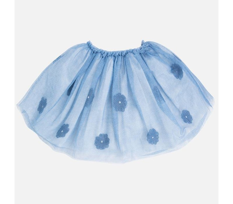 Tulle skirt with Application