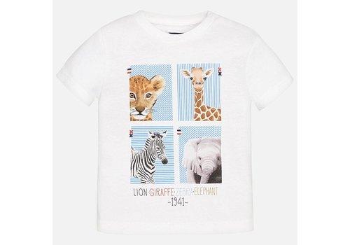 Mayoral T-Shirts Animals