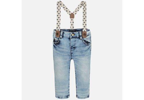 Mayoral Jeans metBretels Baby