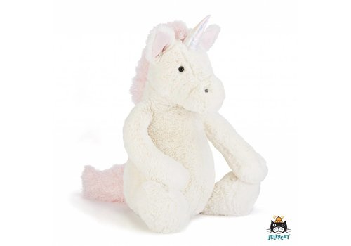 Jellycat Bashful Unicorn M