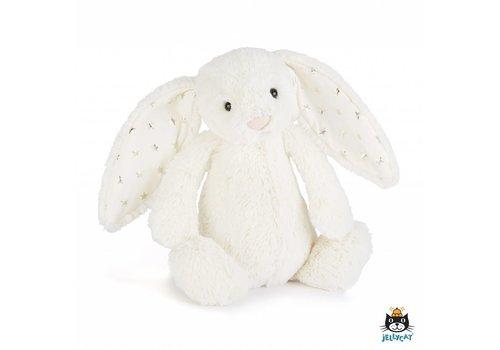 Jellycat Bashful Twinkel Bunny M