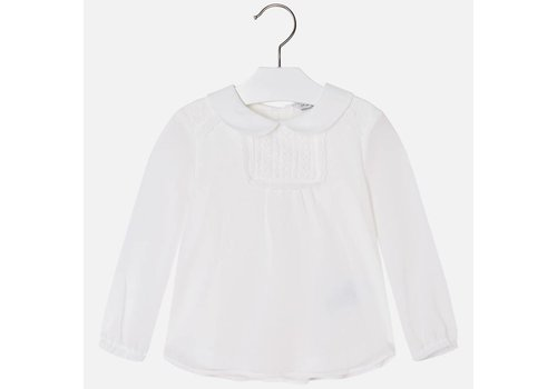 Mayoral Chiffon Blouse Girl