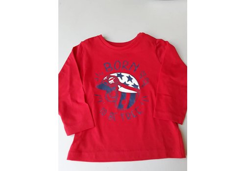 Babies are cool Shirt boy rood