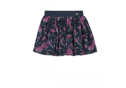 Vinrose Skirt Fabienne Pink Flowers