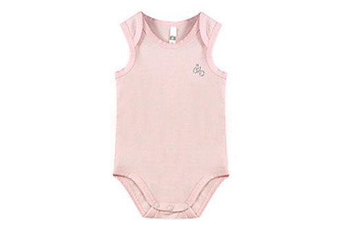 Ducky Beau Baby romper roze