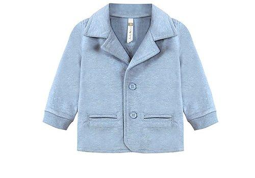 Ducky Beau Vest/blazer licht blauw baby boy