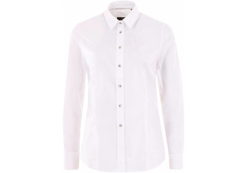 HV Polo White Blouse Kendall