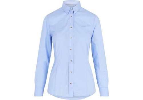 HV Polo Light blue blouse Kendall
