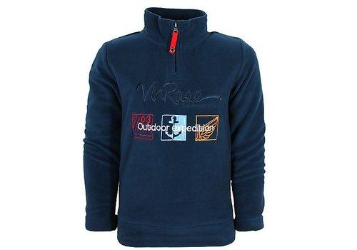 Vinrose Pullover Quinten dunkelblau