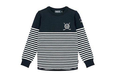 Vinrose Striped Pullover Calvin