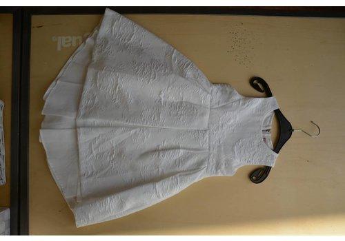 Lialea Festive dress white