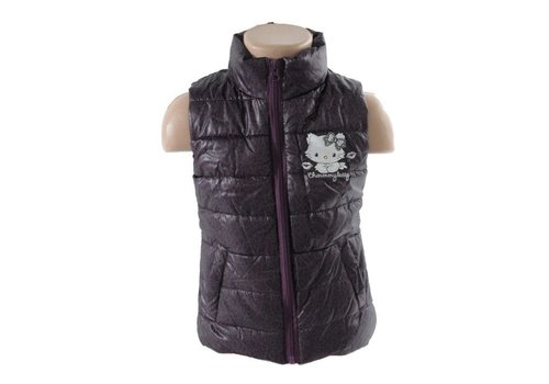 Purple Bodywarmer CharmmyKitty