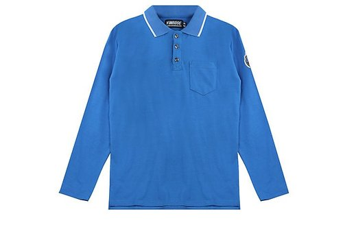 Vinrose Blaues T-Shirt Turner