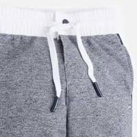 Sportbroek-joggingbroek grijs gemaileerd