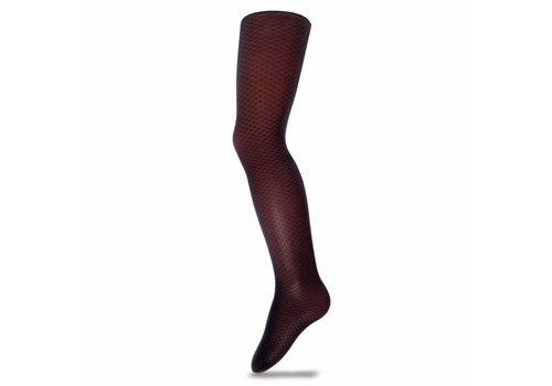 Ewers Worked pantyhose navy color